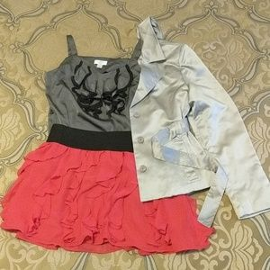 Express/LOFT sexy outfit!